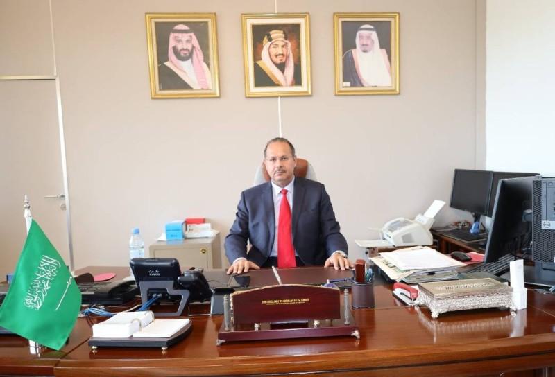 SEM Abdullah Bin Hamad Alsobaiee, Ambassadeur du Royaume d'Arabie Saoudite