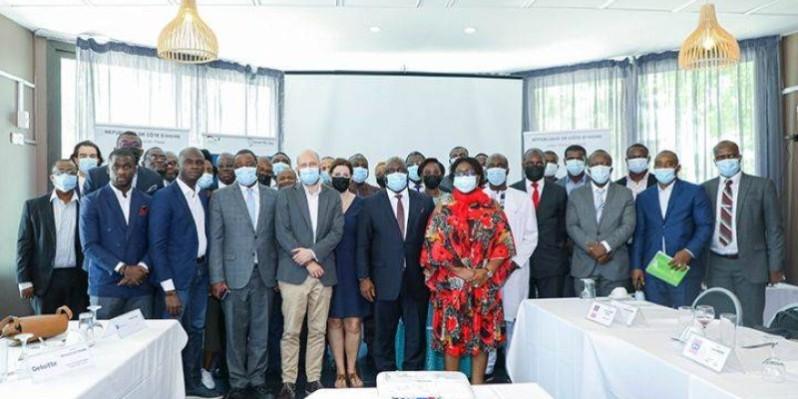 Les participants au workshop organisé par Côte d'Ivoire Pme ont marqué leur intérêt pour le cluster Tic. (DR)