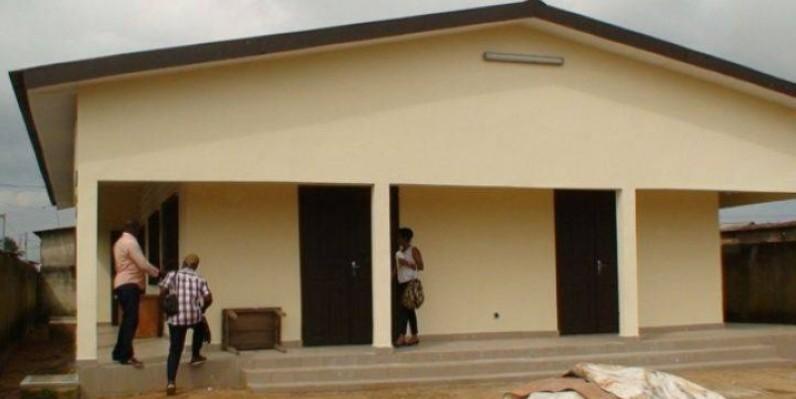 Une vue du foyer de l'Association ''Claire Amitié'' rénové. (DR)