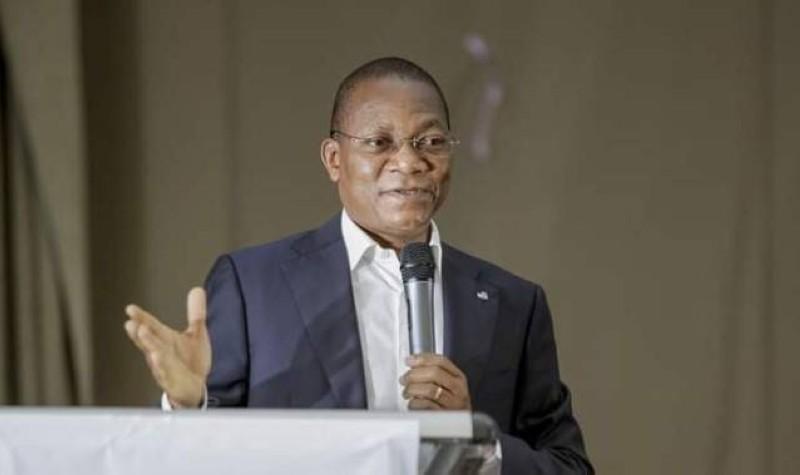 Le ministre Bruno Koné