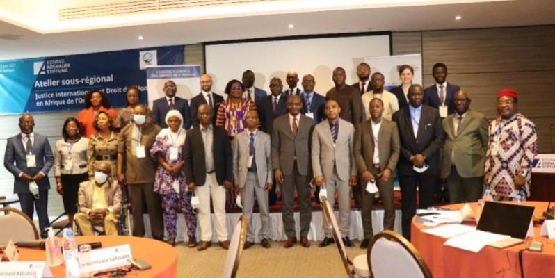 Les participants ont évoqué la nécessité de lutter efficacement contre l'impunité et les crimes graves. (DR)