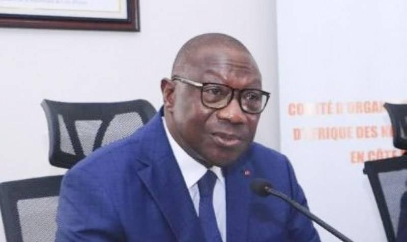 Le président François Amichia va sonner la mobilisation des Ivoiriens. (Photo : DR)