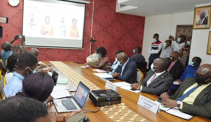 Une vue des participants à la conférence. (Photo : DR)