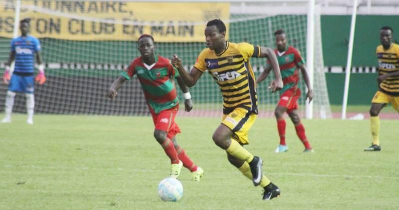 L'Asec Mimosas devance largement l'Africa sport avec son 27e sacre. (DR)