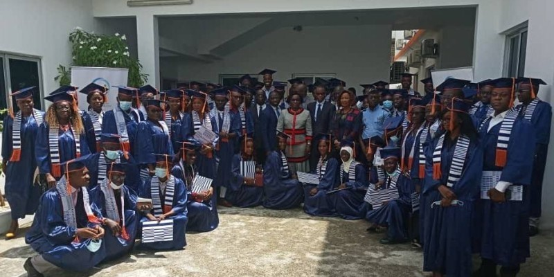 Les auditeurs de l'Université des droits de l'homme du Cndh. (Photo : Ange Kumassi)