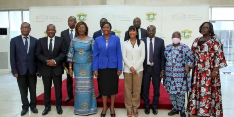 Dans le cadre de la mobilisation des ressources pour financer son Programme national de développement (Pnd), la Côte d'Ivoire a mis à contribution ses diplomates. (Photo : DR)