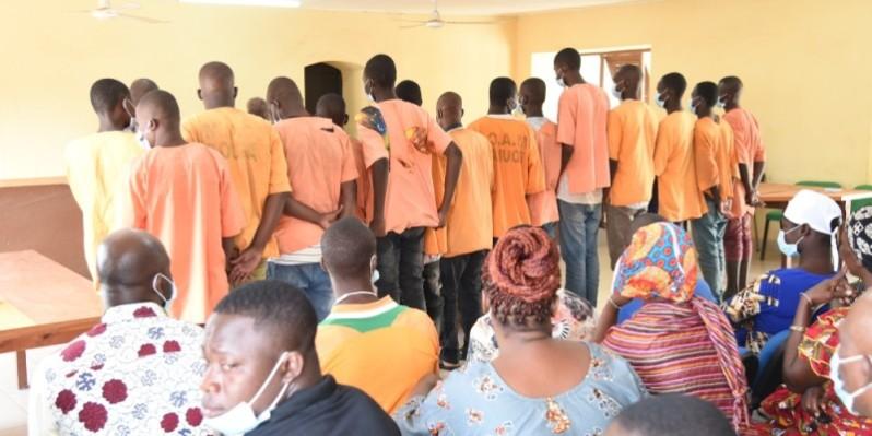 Le trafic illicite de migrants, la traite des personnes et la traite des enfants étaient les principaux chefs d'accusation. (Photo : DR)