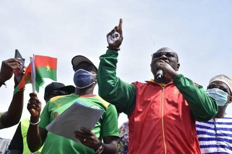 Eddie Komboïgo, chef de file de l'opposition politique