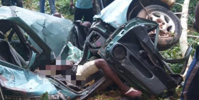 Un accident fait 4 victimes dont un décès. (GSPM)