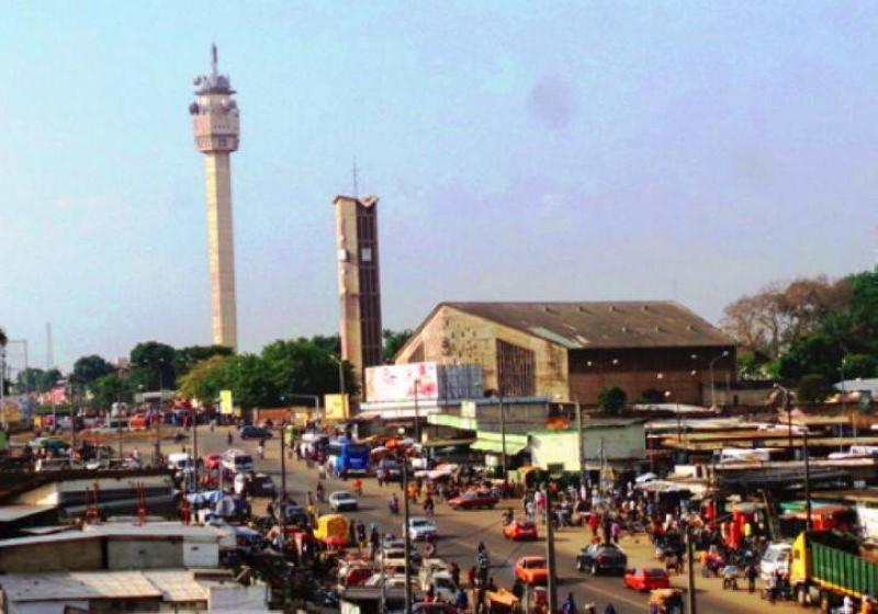 Bouaké, la capitale de la région de Gbêkê