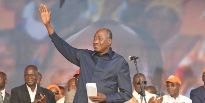 Pilier fort du parti au pouvoir le Rhdp, il était, avant sa mort, le candidat investi de cette formation politique à l'élection présidentielle de 2020. (DR)