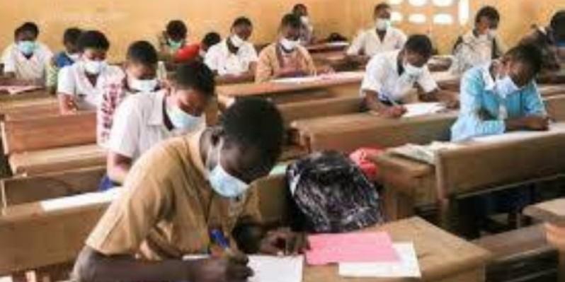 Les résultats de la session 2021 du Bepc ne sont pas du goût de certains parents d'élèves qui réclament justice. (Photo : DR)