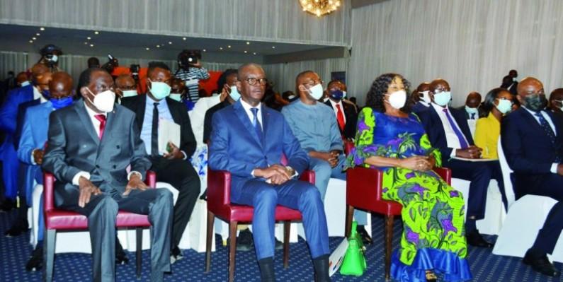 Les autorités ivoiriennes en charge de la Lutte contre la corruption ont retracé les actions menées par le gouvernement pour améliorer la bonne gouvernance. (DR)