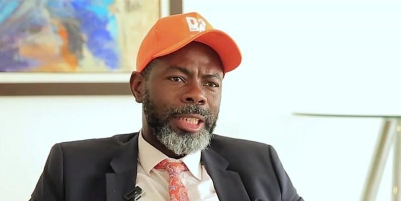 Mahama Coulibaly, président de la Fédération ivoirienne du basket-ball. (Photo : DR)