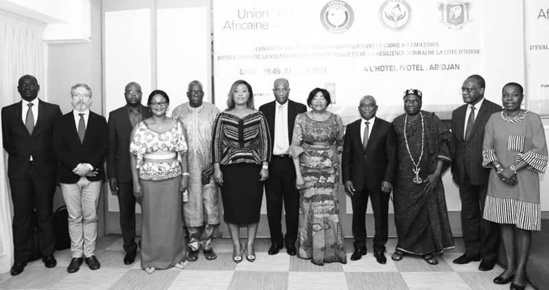 La ministre Belmonde Dogo estime que les résolutions vont contribuer à élaborer des stratégies pour s'attaquer aux facteurs de vulnérabilité. (Photo : DR)