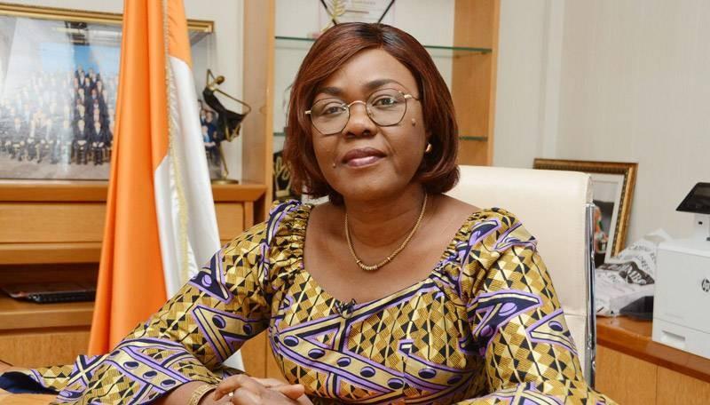 Nialé Kaba, ministre du Plan et du Développement. (Photo : DR)