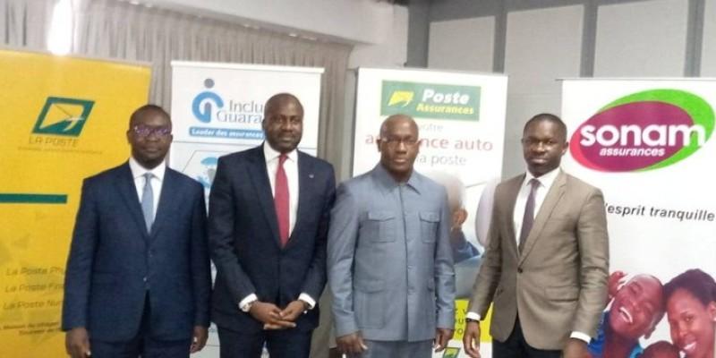 Les partenaires se sont engagés à travers ce projet à améliorer le taux de pénétration de l'assurance en Côte d'Ivoire. (Dr)
