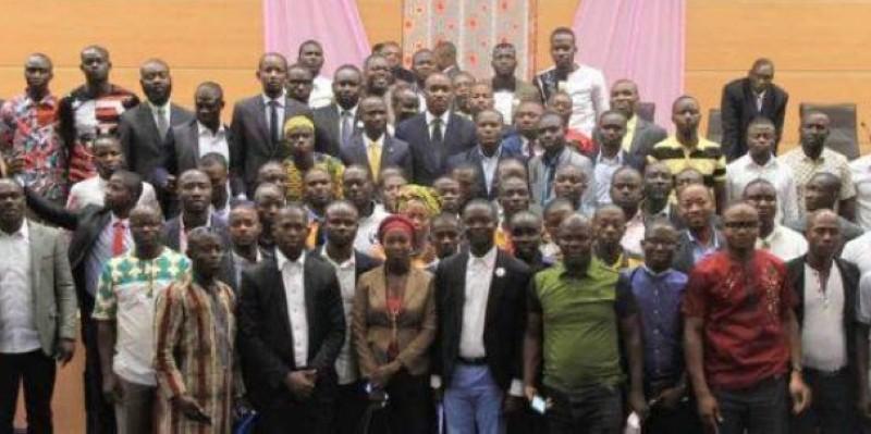 Le processus de renouvellement des instances du Conseil national des jeunes de Côte d'Ivoire suit son cours. (DR)