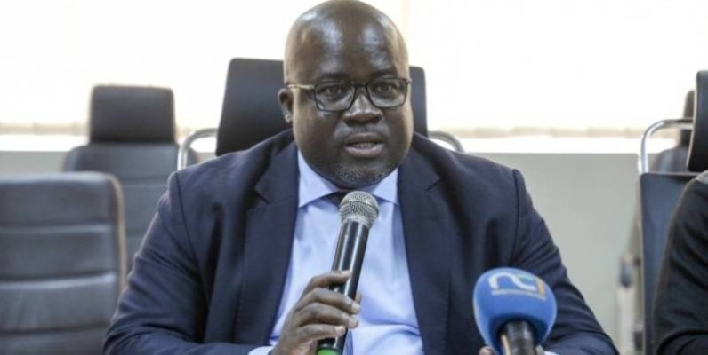 Constant Koffi, directeur de la vie associative et du renforcement des capacités des jeunes, au ministère de la Promotion de la jeunesse, de l'Insertion professionnelle et du Service civique. (DR)