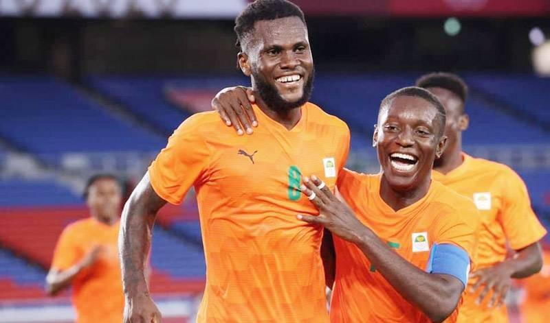 Les Éléphants de Côte d'Ivoire prennent les trois premiers points face à l'Arabie Saoudite. (DR)