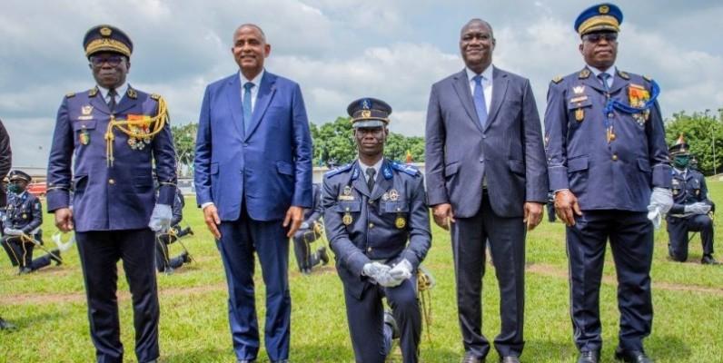 Plusieurs officiers pour renforcer la lutte contre le terrorisme. (DR)