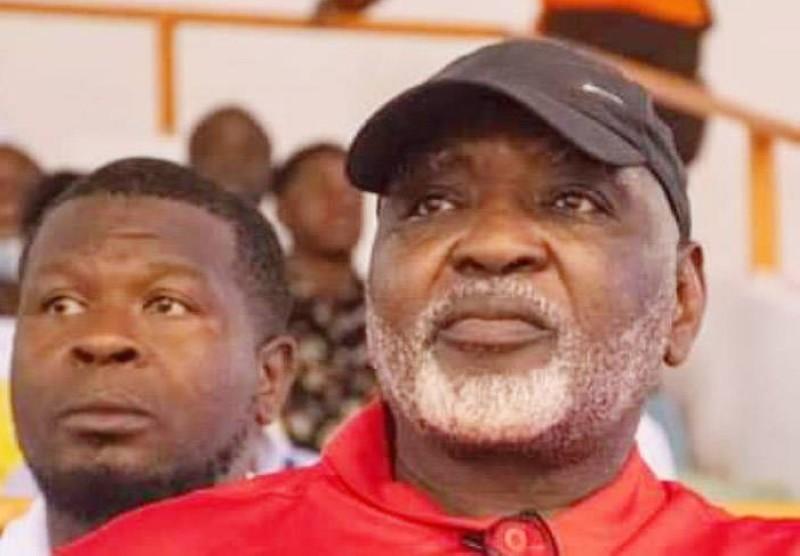 Touré Boubakari, président de l'équipe de l'Abidjan basket-ball club (ABC). (Photo : DR)