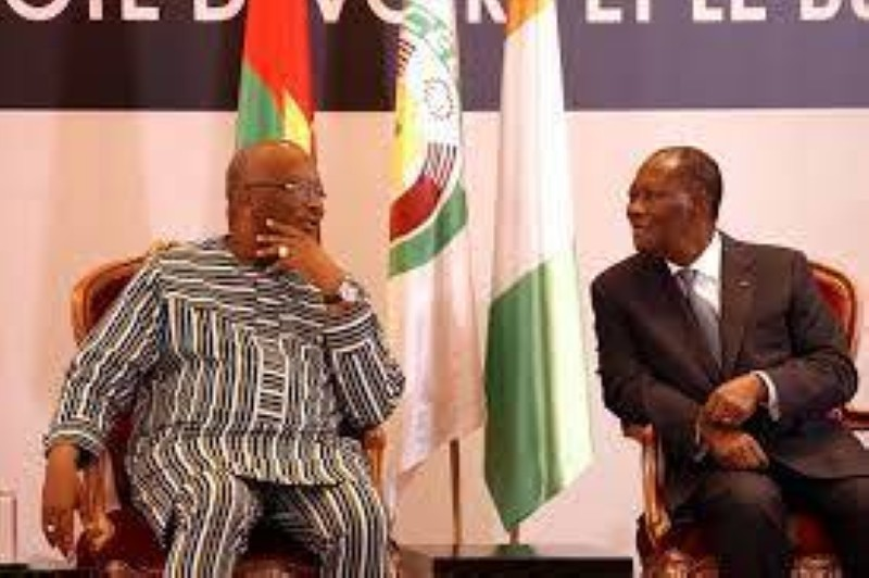 Coopération entre le Burkina-Faso et la Côte d'Ivoire