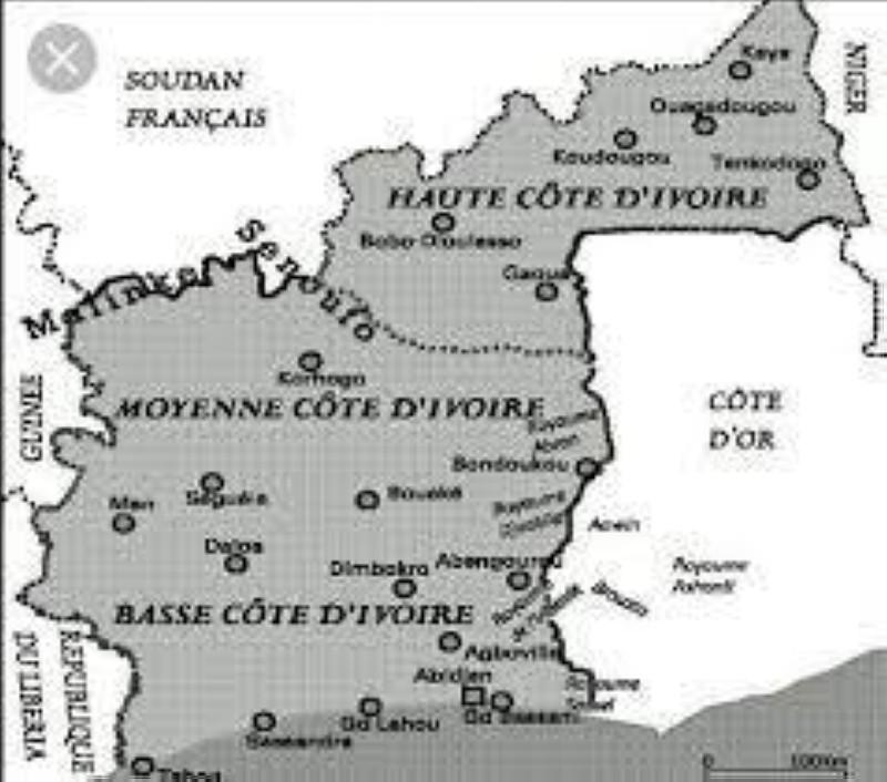 Côte d'Ivoire-bon