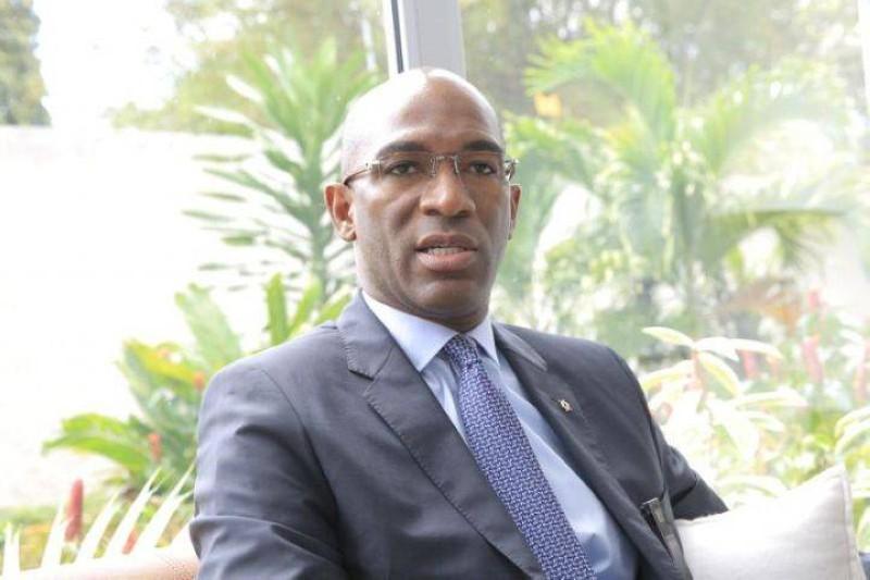 Léonce YACE, DG de NSIA Banque Côte d'Ivoire