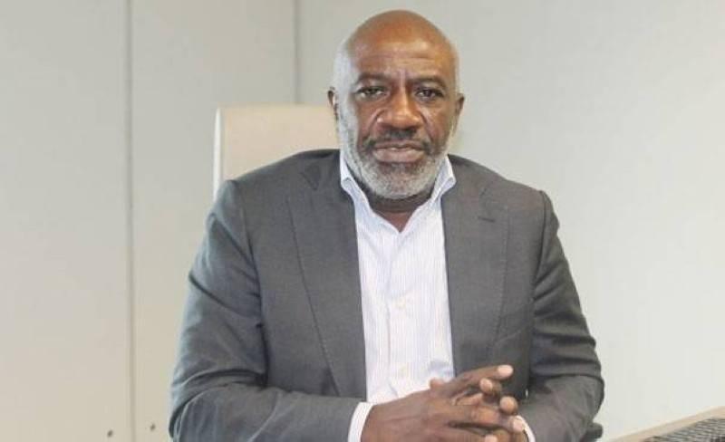 Roger Adom, ministre de l'Économie numérique, des Télécommunications et de l'Innovation. (Photo : DR)