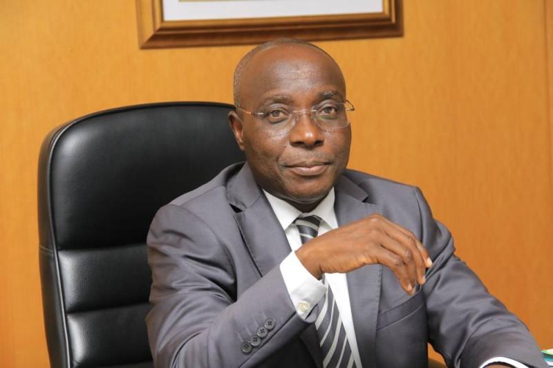 Le ministre Bouaké Fofana