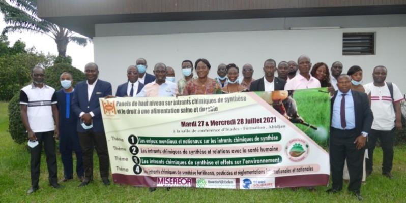 L'usage d'intrants agroécologique est conseillé pour une agriculture durable. (DR)