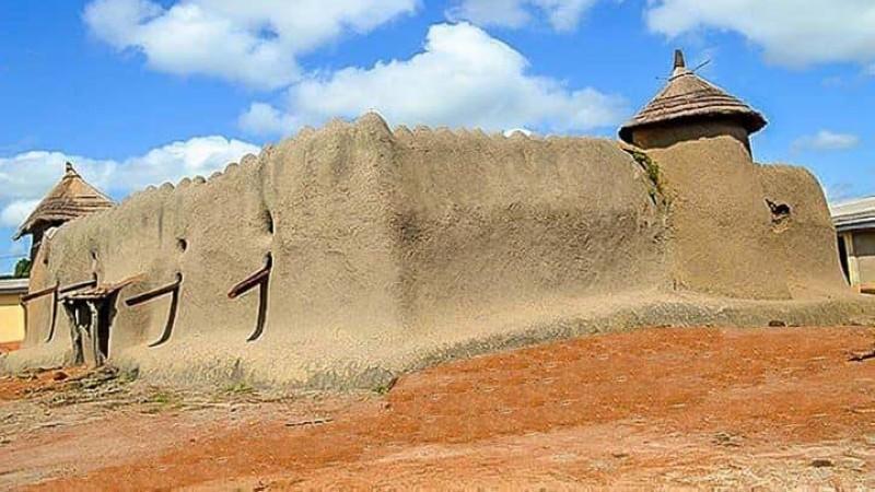 Mosquée de style soudanais