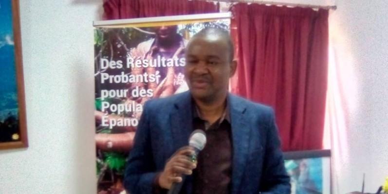 Pr Inza Koné, directeur général du Centre suisse de recherches scientifiques en Côte d'Ivoire. (Franck YEO)
