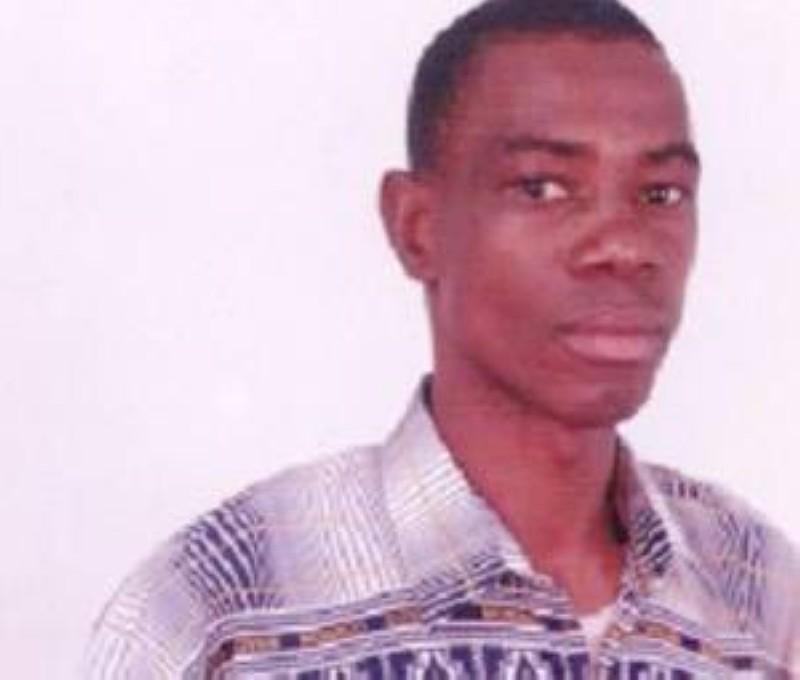 Le journaliste malien, Birama Touré, de l'hebdomadaire d'investigation Le Sphinx, porté disparu depuis 5 ans. (DR)