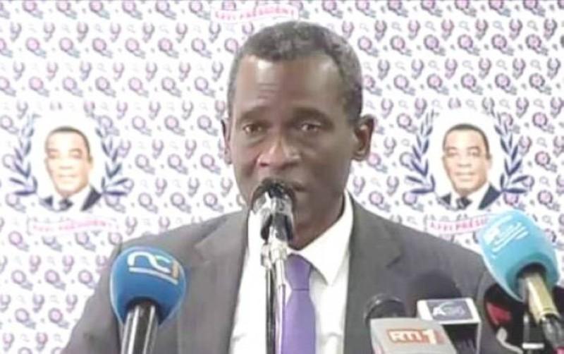 Issiaka Sangaré, secrétaire général du Front populaire ivoirien. (DR)