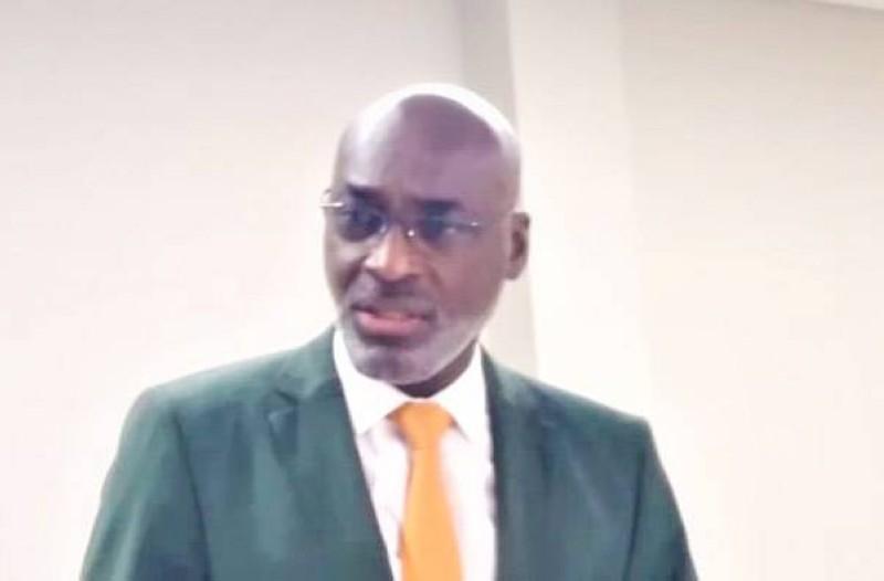 Me Jean-Marc Yacé, désigné candidat à la Fédération ivoirienne de taekwondo. (DR)