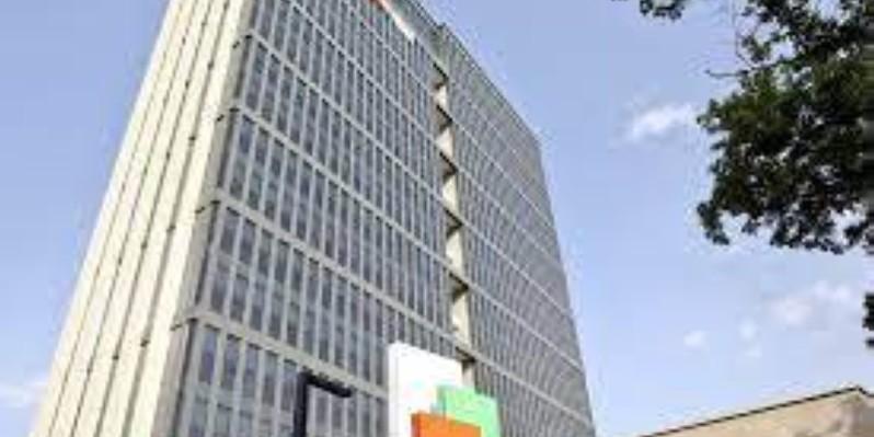 La Tour qui abrite le ministère des finances du Niger. (DR)