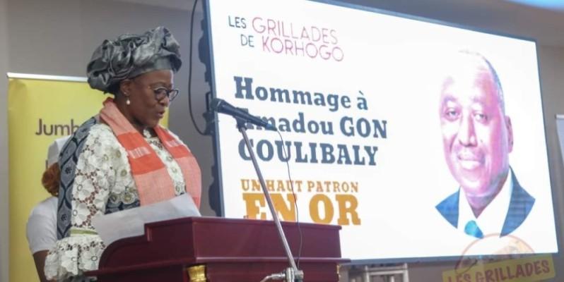 La promotrice Okou Djénéba Gon Coulibaly et son équipe ont dédié la 4e édition au défunt Premier ministre Amadou Gon Coulibaly. (Photo : DR)