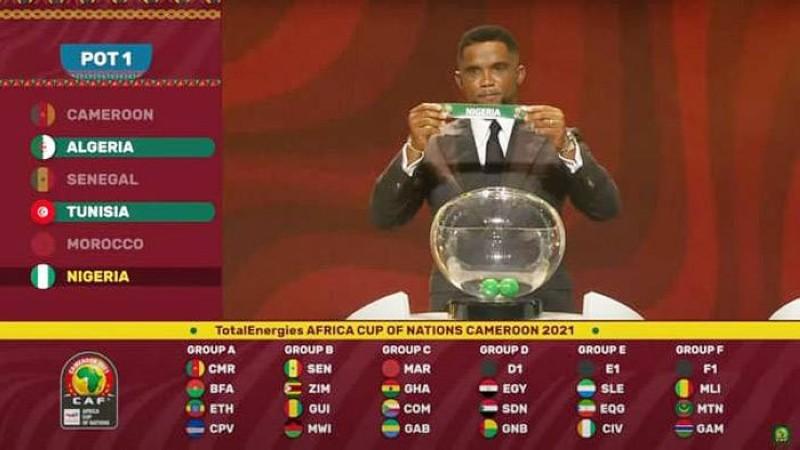 Le tirage au sort de la Can 2022 a eu lieu le 17 août 2021 au Cameroun. (DR)