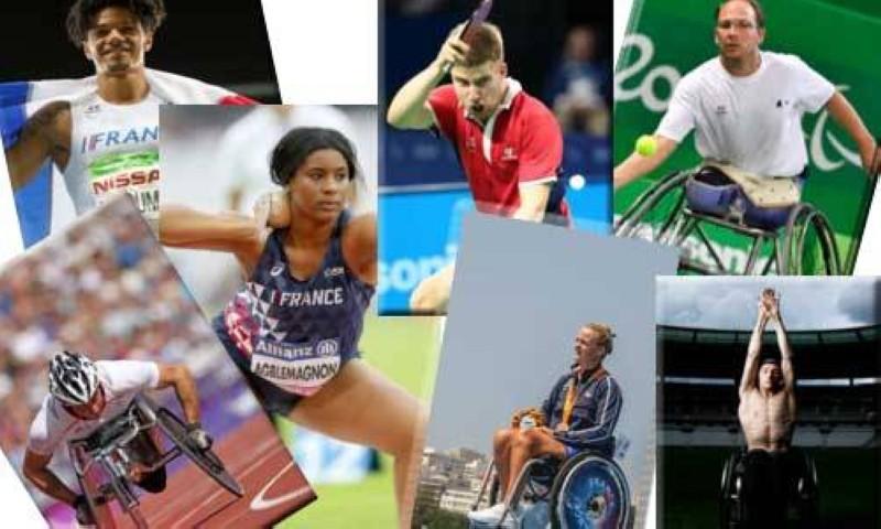 Des athlètes paralympiques sont attendus au Japon pour les Jeux paralympiques, Tokyo 2020. (DR)