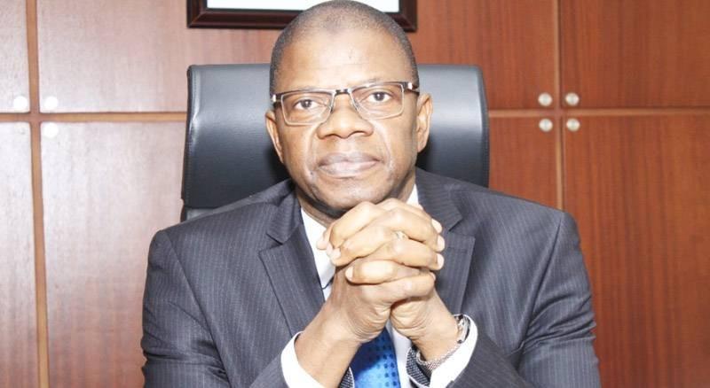 Le directeur général de la Caisse nationale d'assurance maladie (Cnam), Karim Bamba. (Photo : DR)