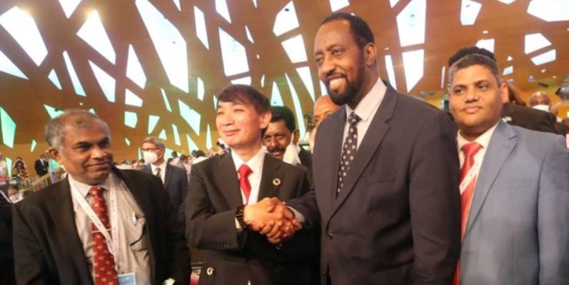 Le Japonais Masahiko Metoki succède au Kényan Hussein Bishar à la tête de l'Upu. (DR)