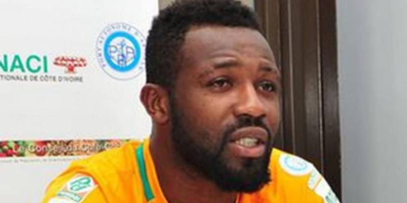 Tiéné Siaka dit Chico a été coopté par Patrice Beaumelle pour faire partie du staff des Eléphants, lors des éliminatoires du mondial 2022. (Dr)