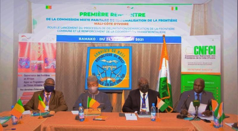 Mise en place, la commission travaillera à la stabilité dans les deux pays, notamment le long de leur ligne frontière longue de 532 km. (photos : dr)