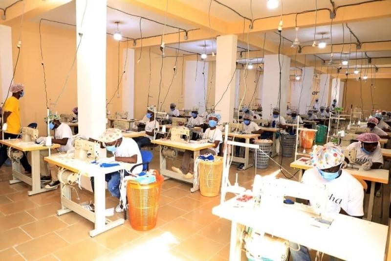 Les stylistes au service de l'école ivoirienne