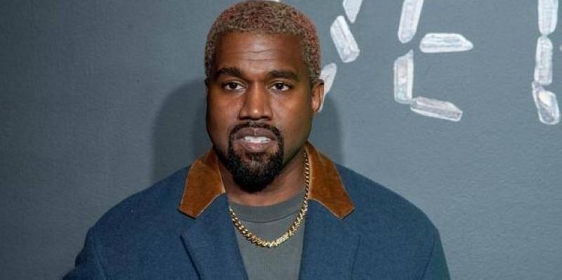 Kanye West au top one avec son nouvel album. (DR)