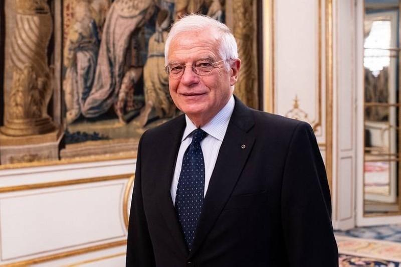 Le Haut Représentant de l'UE pour les affaires étrangères et la politique de sécurité, Josep Borrell.