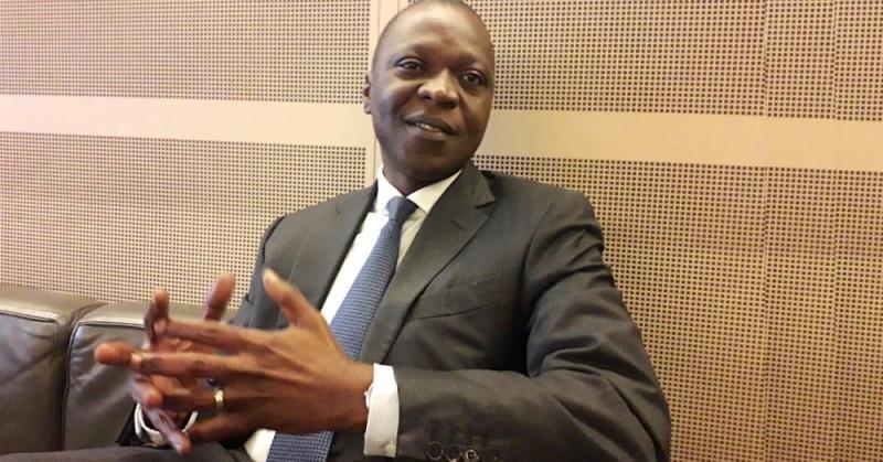 Amadou Koné, ministre des Transports. (Photo : DR)
