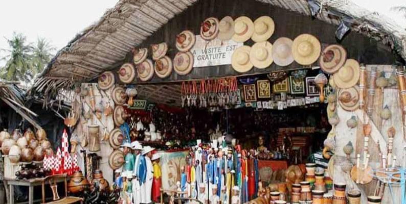 Plus de 100 mille visiteurs sont attendus de cette édition du marché de l'artisanat. (DR)
